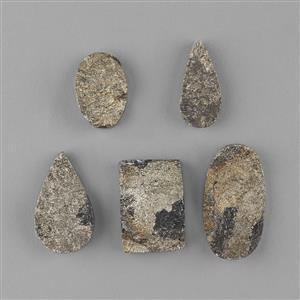 Drusy Pyrite Gemstone