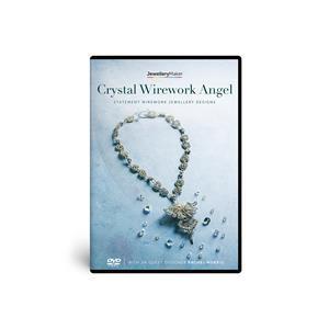 Crystal Wirework Angel DVD (PAL)