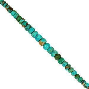 Cochise Turquoise gemstone Strand