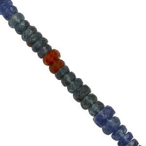 Multi-Colour Kyanite Gemstone Strand