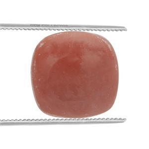 3.25cts Pink Lady Opal 12x12mm Cushion (N)