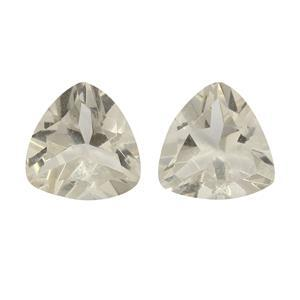 1.85cts Serenite 7x7mm Triangle Pack of 2 (N)