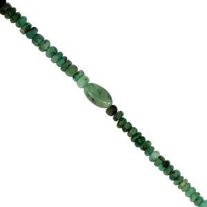 Emerald Gemstone Strand