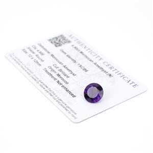 Moroccan Amethyst Gemstone Pieces  5.57cts