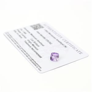 Moroccan Amethyst Gemstone Pieces  2.09cts