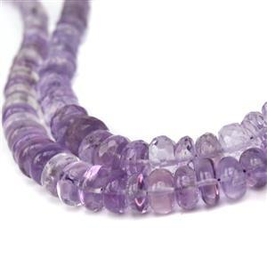 MORNING SHOW SPECIAL! Rose De France Amethyst Double Touble