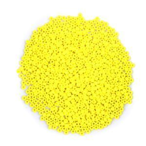 Miyuki Opaque Yellow Seed Beads 8/0 (22GM/TB)