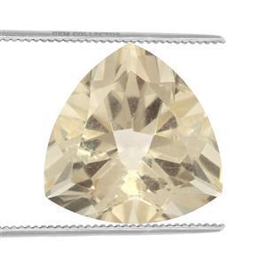 3.55cts Serenite 11x11mm Triangle  (N)
