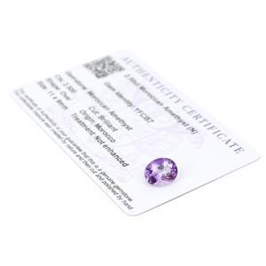 Moroccan Amethyst Gemstone Pieces  3.13cts