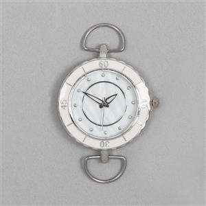 White Mother Of Pearl Watch Dial Approx 32mm