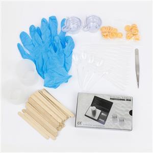115 pc Epoxy Resin tool kit with mixing cups, model making tools and Weighing scale