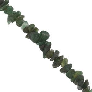 Green Aventurine Gemstone Strands