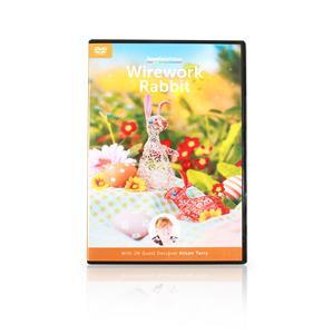 Wirework Rabbit with Alison Tarry DVD (PAL)