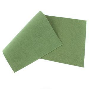 "Topiary Ultrasuede Light Foundation Sheet 8.5""x4.25"""