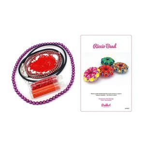 Firework Riccio Kits with Booklet by Chloe Menage