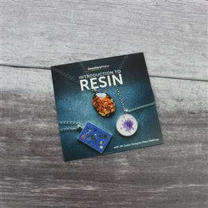 Introduction to Resin with Fleur Hastings DVD (PAL)