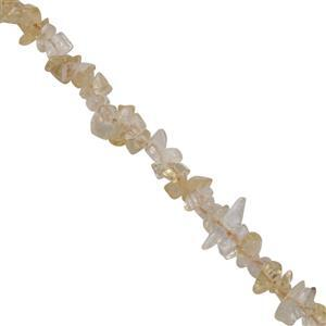 Citrine Gemstone Strands