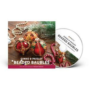 Ginko & Paisley Beaded Baubles with Hannah Osbourne DVD (PAL)