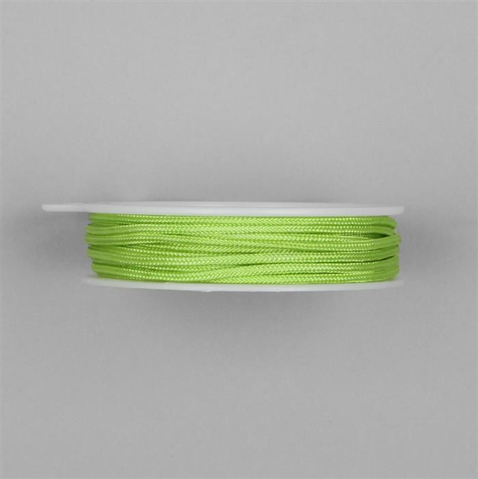 3m Neon Green Knotting Cord Approx 2mm