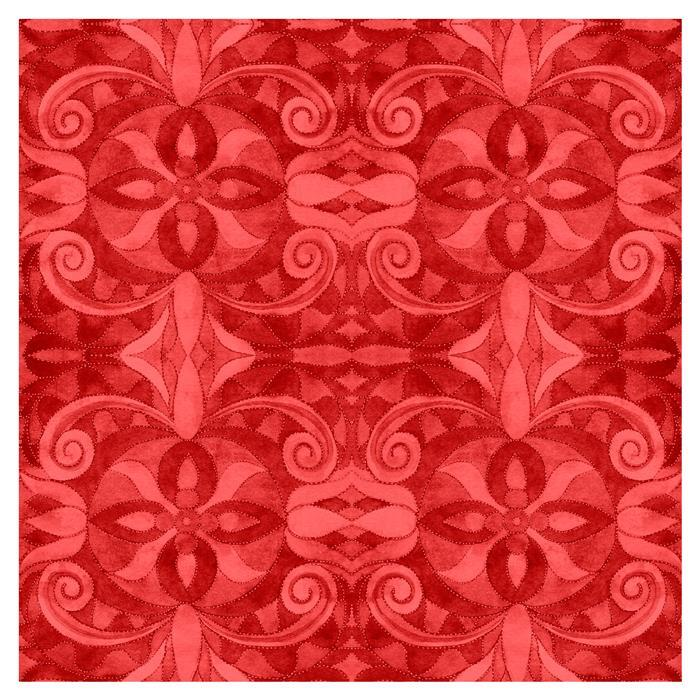 Red Baroque 108