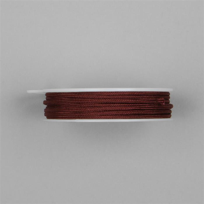 3m Neon Brown Knotting Cord Approx 2mm