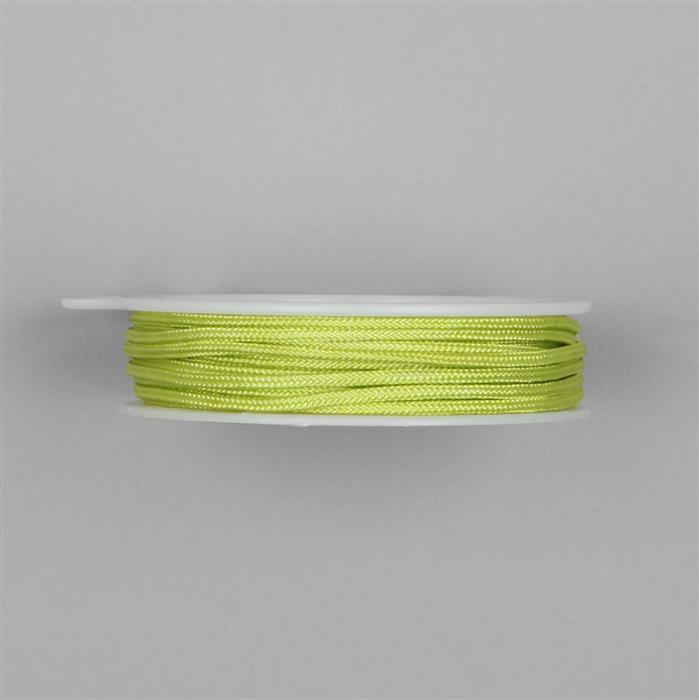 3m Neon Yellow Knotting Cord Approx 2mm