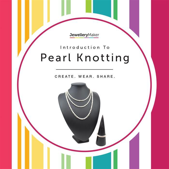 Introduction to Pearl Knotting DVD (Pal)