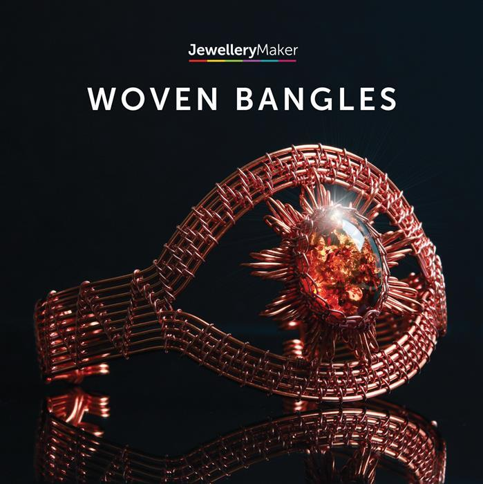 Limited Edition Woven Bangles With Claire Macdonald DVD (PAL)